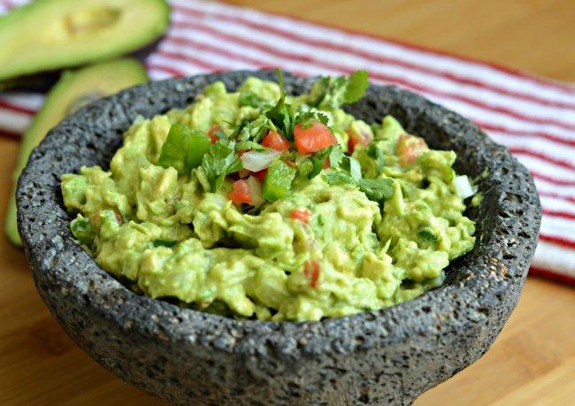 Guacamole mexicano | Guacamolecasero.com